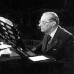 Campogalliani durante un concerto
