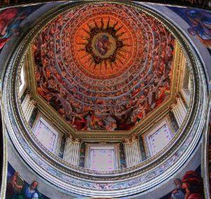 duomo - cupola - angeli