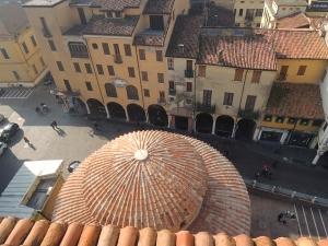 rotonda di san lorenzo dall'alto