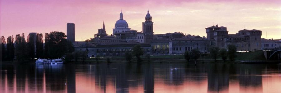 'Mantova è la seconda Venezia'