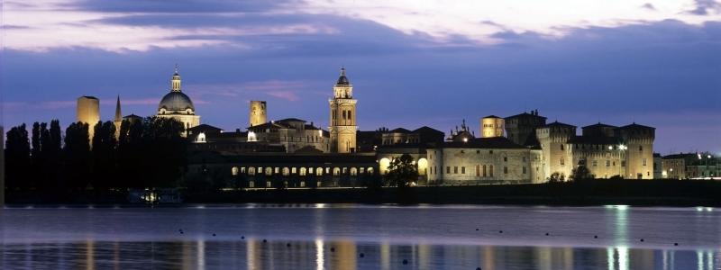 'Mantova ha lo skyline più bello del mondo'