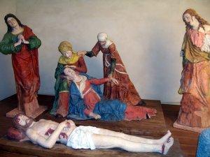 medole - il cristo morto