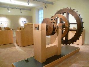 revere del museo del po