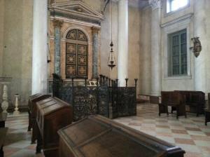 sabbioneta sinagoga