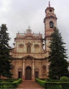 villa pasquali chiesa del bibiena